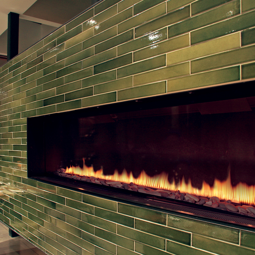 Fire ribbon direct vent single vu spark modern fires for Direct flame