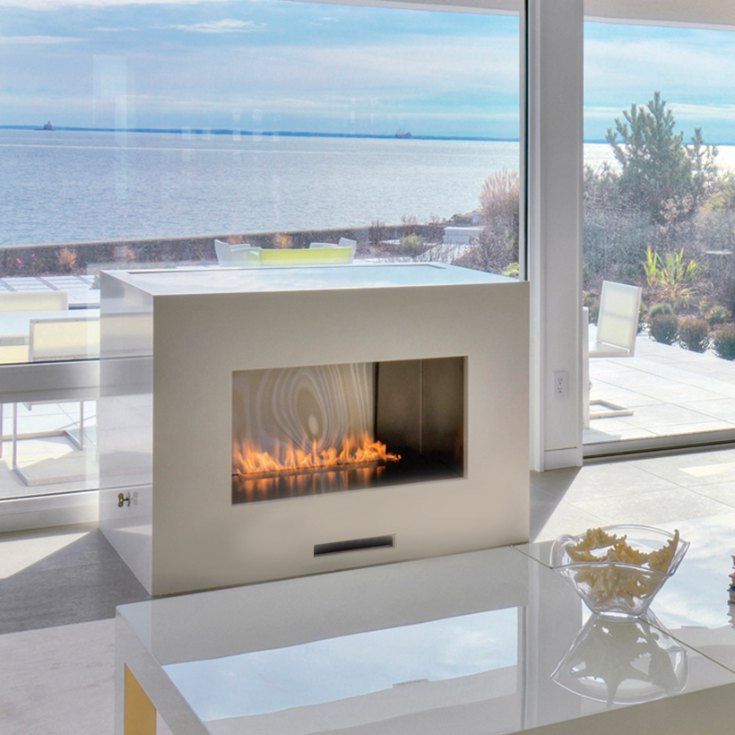 Modern fireplace products archives spark modern fires for Modern propane fireplace